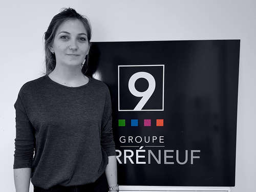 Interview Lucie Carréneuf
